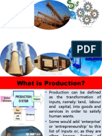 5. Production Costs