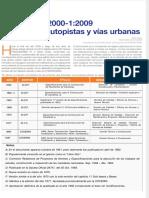 Norma técnica venezolana Fondonorma NTF 2000 1. 2009 Carreteras y Autopistas