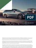 Mercedes C-Klasse T-Modell Preisliste 2015_04