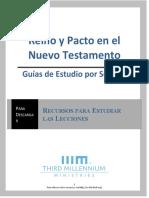 1a. Guías de Estudio por Sección, Reino y Pacto en el NT x