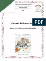 chapitre I principes dune turbomachine (1).docx