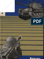 Panzernahbekämpfung Nationale Volks Armee ( NVA ) - Bartscheck - 1963