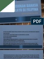 KEDUDUKAN_BAHASA_MELAYU_DI_FILIPINA