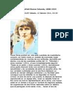 ARTICULO-KATHERINE MANSFIELD-LA MOSCA Y OTROS CUENTOS