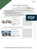 Evaluación OA5 EMATE 8º - copia