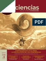 CONCIENCIAS N°0 Revista del Instituto de Formación Política de MORENA