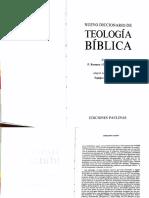 EUCARISTIA - DICCIONARIO BIBLICO