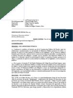 230-2015 ARCHIVO + FORMALIZACION + OFICIO - Explosivos