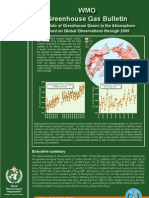 Unknown - 2010 - WMO Greenhouse Gas Bulletin