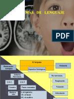 5 Problemas del lenguaje - barreras Fisiologicas