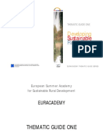 Euracademy_TG1_Sustainable_Rural_Tourism