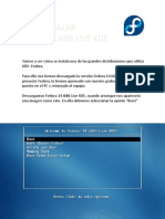 Instalacion Fedora
