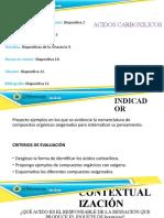 Química Acidos Craboxilicos