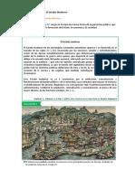 Ficha 2 pag. 46-47 El Estado Moderno