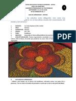 GUIA DE APRENDIZAJE VIRTUAL SEMANA 1 AL 25 DE SEPTIEMBRE ARTISTICA 502 - 503