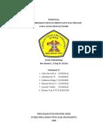 PROPOSAL TERAPI BERMAIN KEL 2.doc
