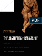 The Aesthetics of Resistance, Volume 1 A Novel by Peter Weiss, Joachim Neugroschel, Fredric Jameson (z-lib.org).epub