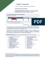 BBVA- Términos y condiciones transferencias interbancarias