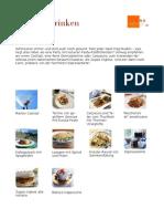 Essen & Trinken - Kochen für Freunde - Pasta Party