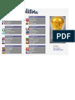 Coupe du monde football 2010