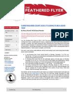 Western Cuyahoga Audubon Newsletter Vol.18 Issue 4 November 2020-Digital Version