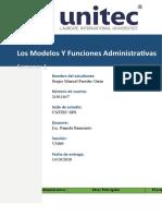 Tarea1.1 Los Modelos y Funciones Administrativas