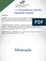 Aula 4_5 - Sociedade e Economia na América espanhola colonial