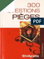 300 Questions Pièges.pdf