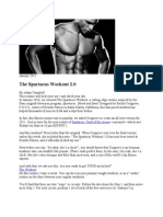 The Spartacus Workout 2.0