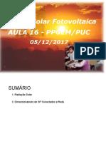 AULA-Energia Solar Fotovoltaica