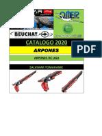 CATALOGO  ARPONES  - PRECIOS NUEVOS -CLIENTES PDF.pdf
