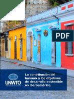 La contribución del turismo a los objetivos de desarrollo sostenible en Iberoamérica