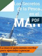 Los secretos de la pesca en el Mar