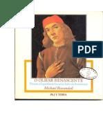 BAXANDAL, Michael - O Olhar Renascente Pintura e Experiencia Social da Italia da Renascenca