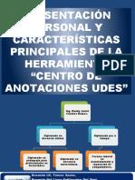 """Participación en el Foro """"Punto de Encuentro"""""""