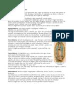 Rosario a la Virgen Guadalupana