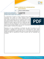 Anexo 3 - Formato para el análisis de la problemática. Tarea 3 ética