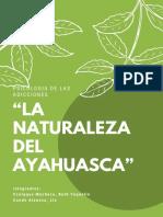 """""""La Naturaleza del Ayahuasca"""""""