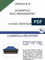 LA MANTILLA