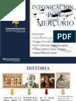 EXPOSICION MERCURIO