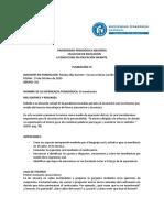 PLANEACIÓN 5. Alba y Carrillo
