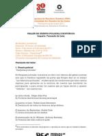 PEC- Taller de Cuento Policial- Imparte: Fernando de Leon