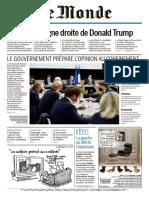 Le Monde 29 10 2020