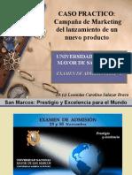 CASO PRACTICO LANZAMIENTO DE UN NUVEO PRODUCTO.ppt