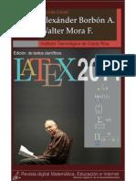 LaTeX - Edicion de textos cientificos LaTeX 2014- Mora. W, Borbon. A.pdf
