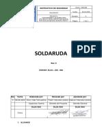 INSTRUCTIVO SOLDADURA