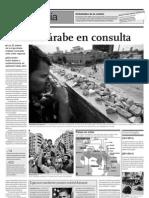 Cumbre árabe en consulta