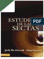 Estudio de las sectas - Josh Mac Dowell