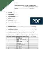 S5 FISA DE EVALUARE TEHNOLOGIE XI E