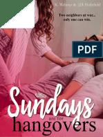 Sundays Are for Hangovers - K. Webster & J.D. Hollyfield.pdf